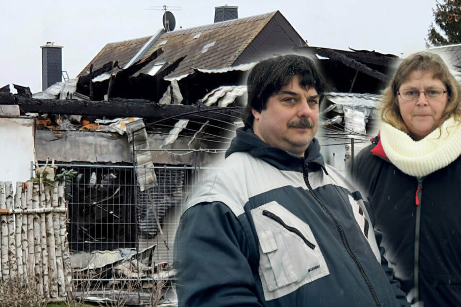 """Zeitungsboten retten Bewohner aus brennendem Haus: """"Waren zur richtigen Zeit am richtigen Ort"""""""