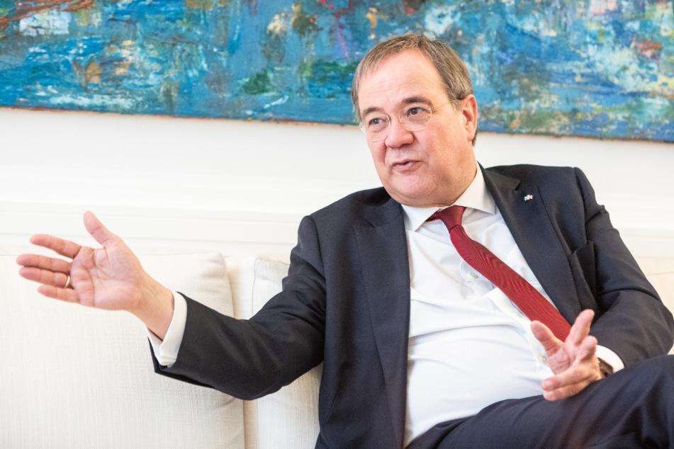 Armin Laschet schießt gegen Konkurrenz im Rennen um CDU-Vorsitz