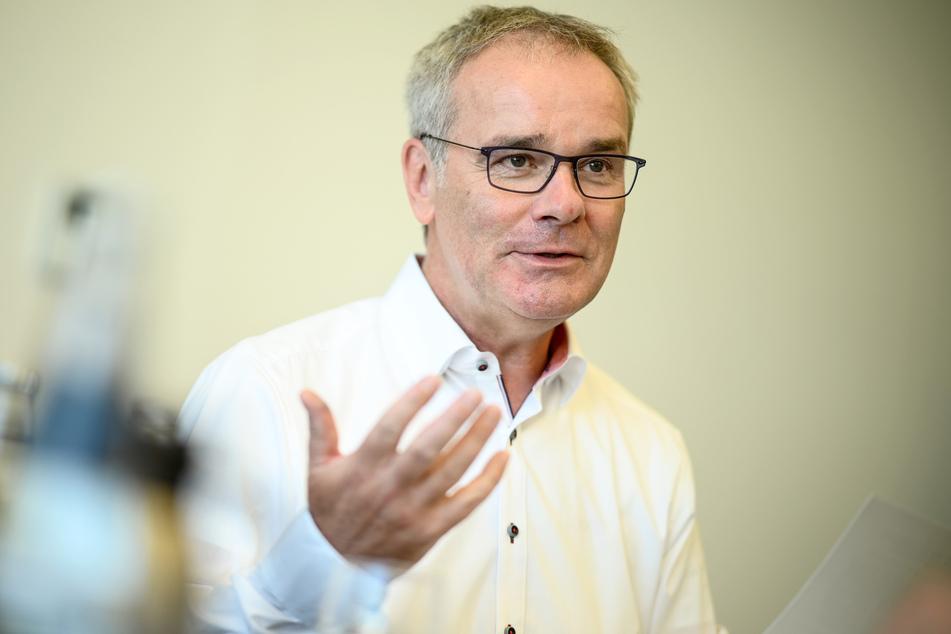 Helmut Dedy, Hauptgeschäftsführer des Deutschen Städtetags.