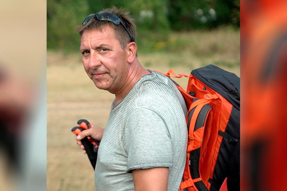 """Für seine Sendung """"Böttcher schafft das!"""" geht Moderator Thomas Böttcher (55) wieder auf Wanderschaft."""