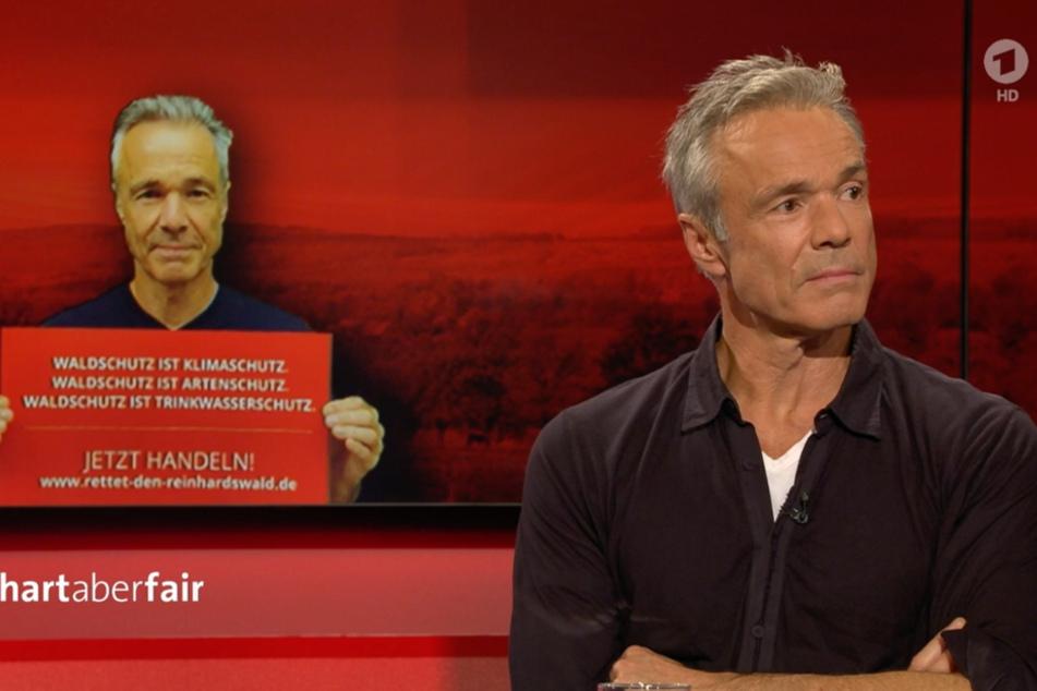"""Blamage bei """"Hart aber Fair"""": Frank Plasberg lässt Doppelmoral von Hannes Jaenicke auffliegen!"""
