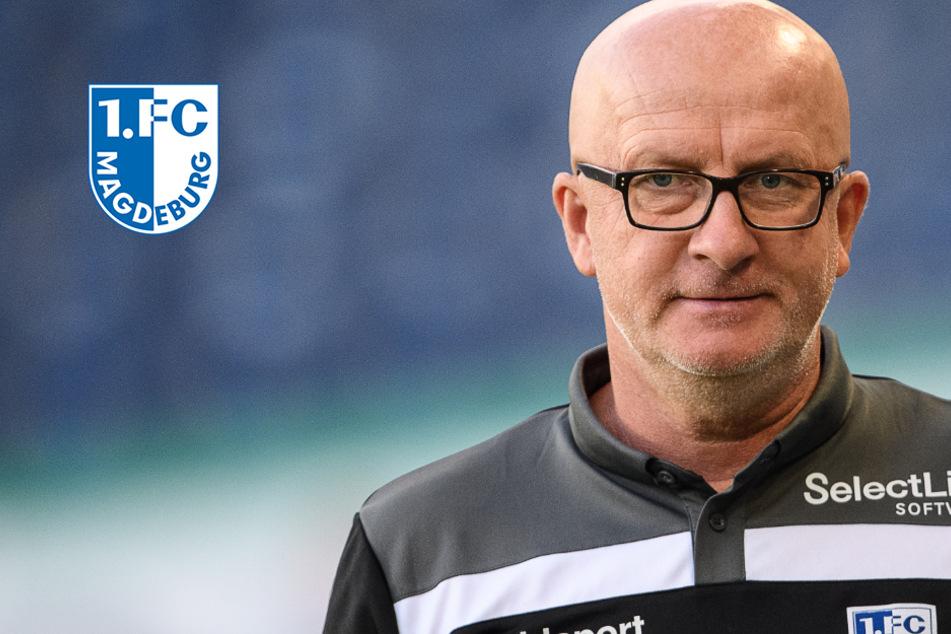 """Fans vom 1. FC Magdeburg fordern Hoßmang-Aus: """"Beschäftige mich mit dem Thema nicht"""""""