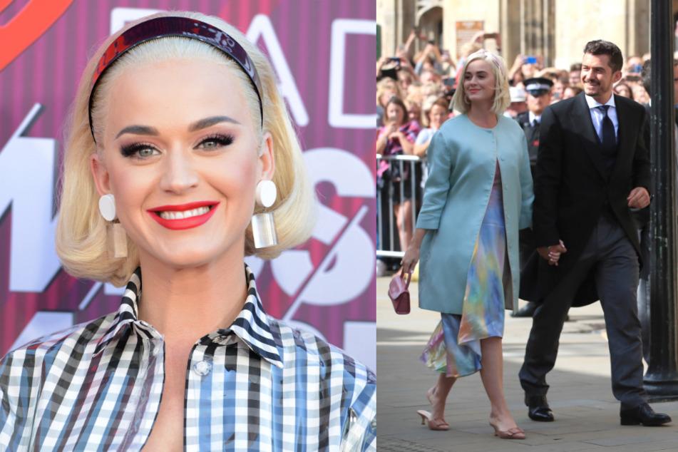Wegen Corona: Ihr Nachwuchs hat eine ganz besondere Bedeutung für Katy Perry und Orlando Bloom