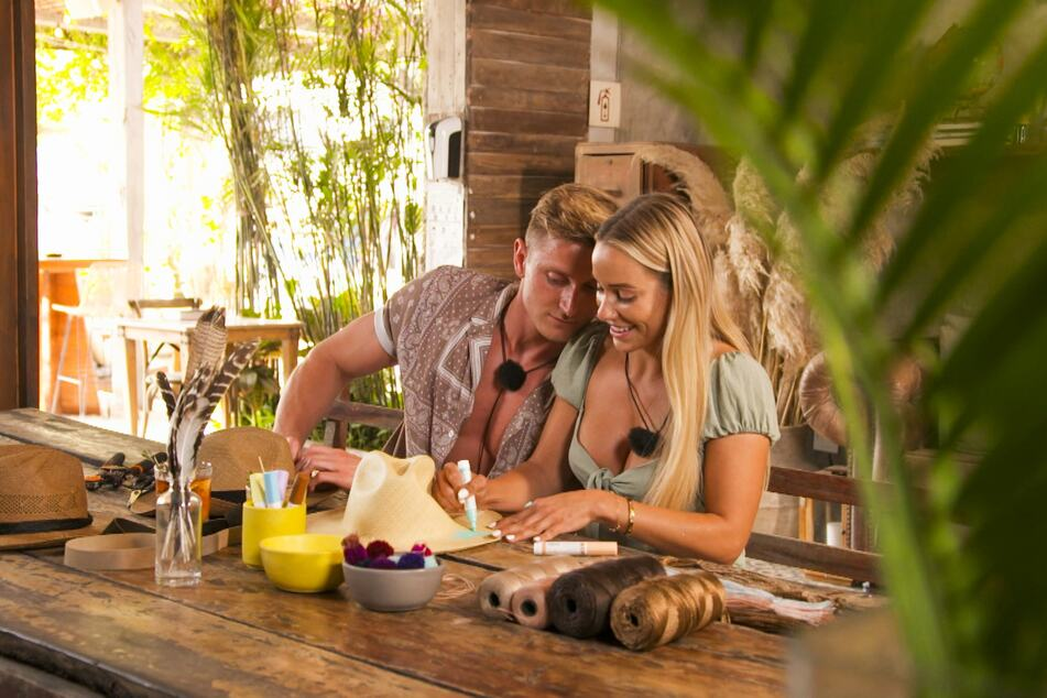 Tommy (25) würde Vanessa (28) auf einem Date am liebsten küssen, doch die Blondine blockt ab.