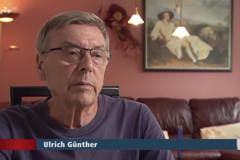 """Rentner Ulrich Günther (77) erklärt bei """"Kripo Live"""", wie er die Masche durchschaute."""