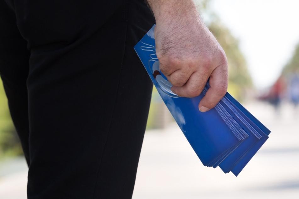 Behörden warnen vor gefährlichem Anti-Drogen-Infostand