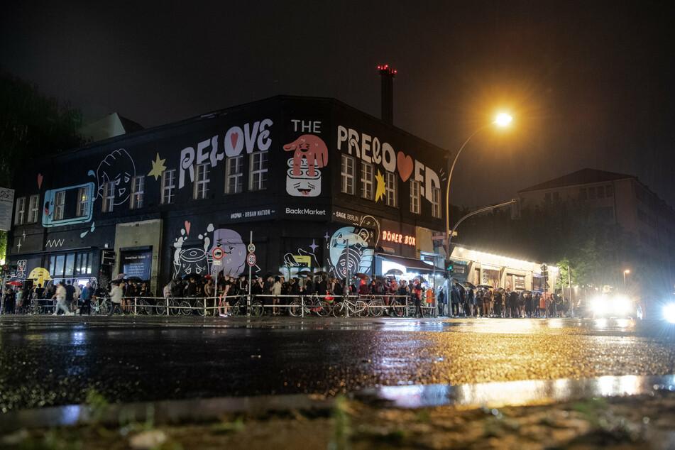 """In Berlin gilt """"2G"""" nach einer Entscheidung des Verwaltungsgerichts bisher lediglich in Clubs und Diskotheken. (Archivbild)"""