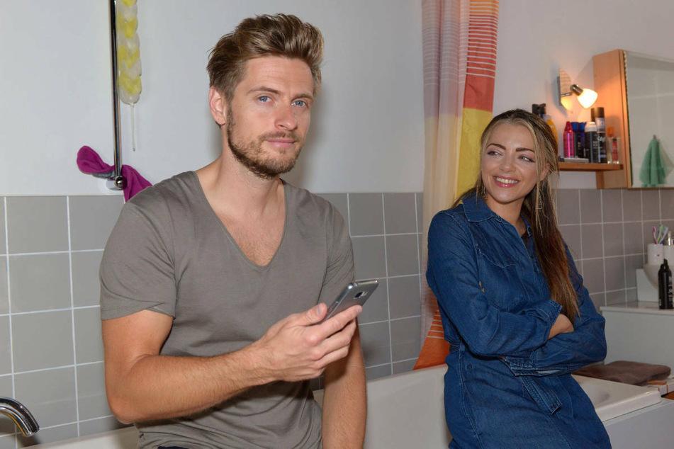 Emily ist überrascht, als sie von Philips neuer Einstellung erfährt.