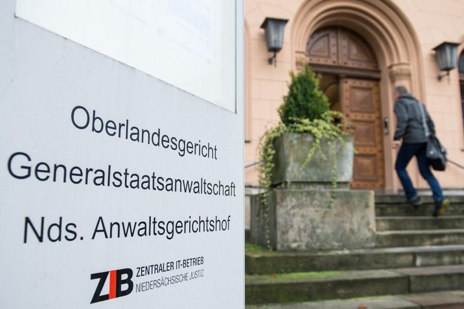 Das Oberlandesgericht Celle befasst sich mit dem Fall. (Archivbild)