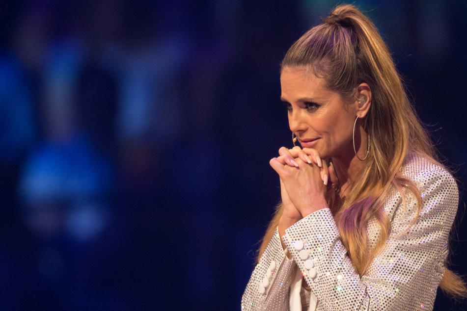 GNTM: GNTM: Heidi Klum verplappert sich auf Instagram und spoilert Finalistinnen