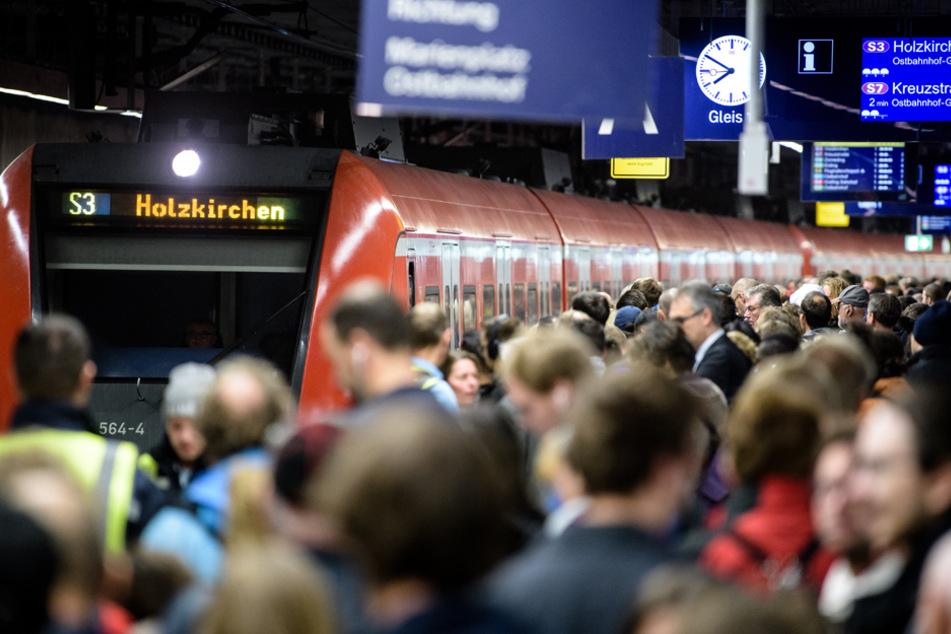 Wegen Corona: Bald weniger Menschen in München?