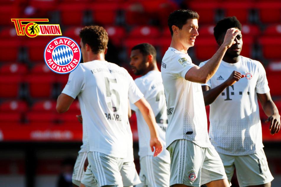 FC Bayern siegt im Geisterspiel beim 1. FC Union Berlin im Stile eines Spitzenteams!