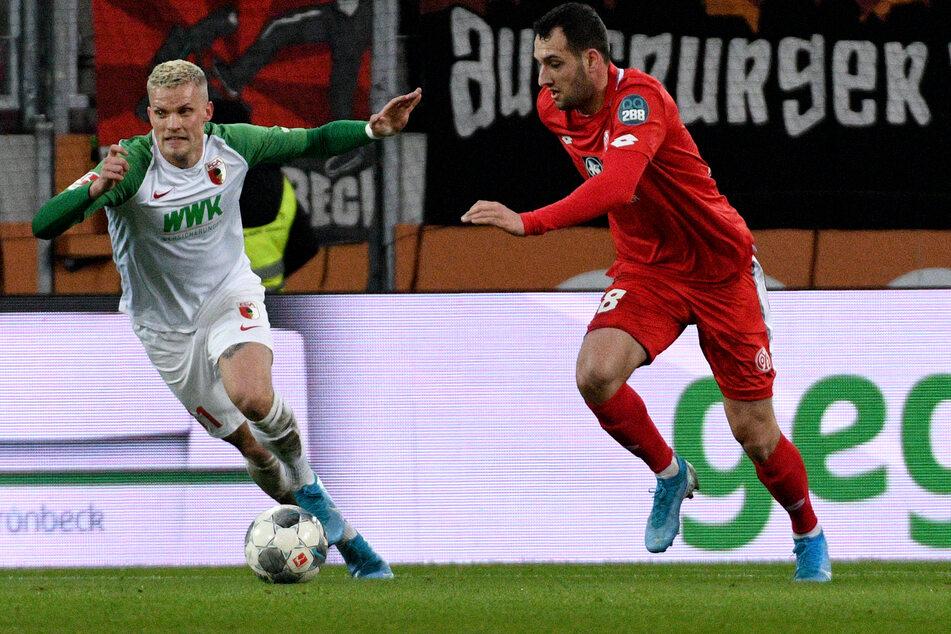 Seit 2016 kickt Levin Öztunali für den 1. FSV Mainz 05, den er am Saisonende wohl verlassen wird. Eine Rückkehr zum HSV steht im Raum.