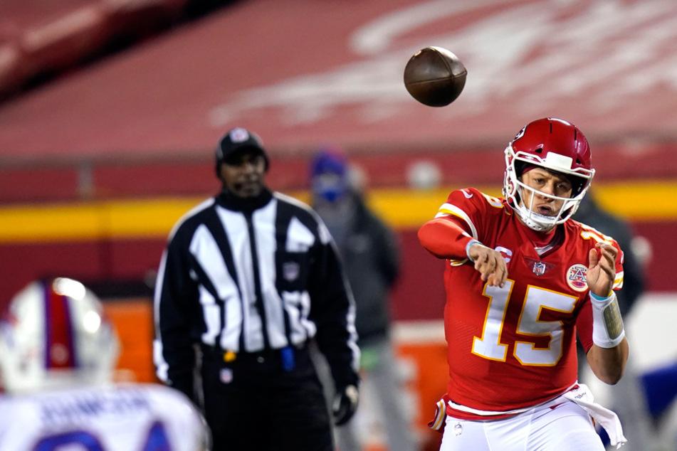 Titelverteidiger im Finale: Kansas City Chiefs besiegen Buffalo und lösen Super-Bowl-Ticket