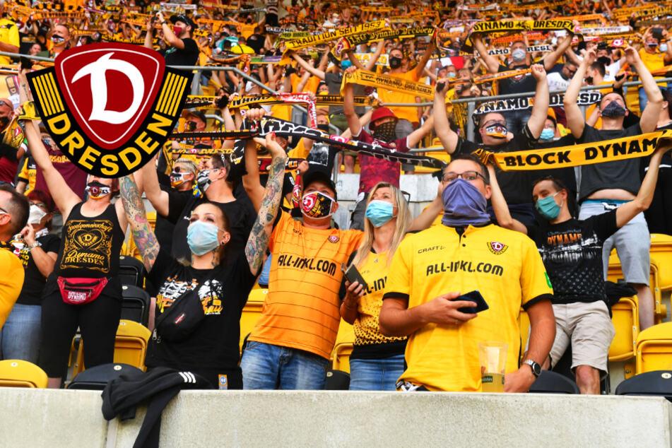 Weiterhin 10.000 Dynamo-Fans? Corona-Wert darf nicht weiter steigen!