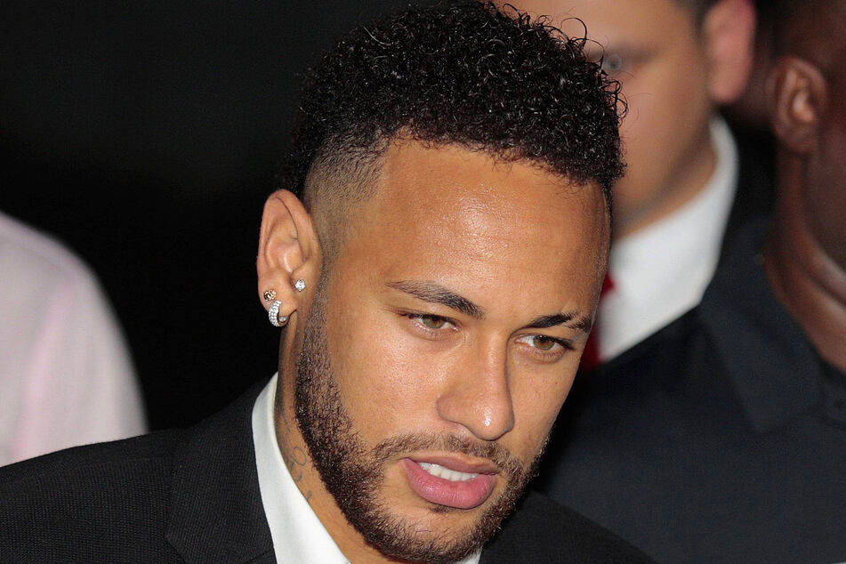 Neymar Jr. after testifying in 2019 sexual abuse and rape allegation case.