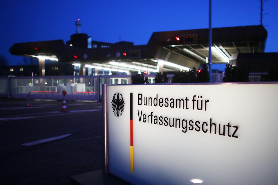 Nordrhein-Westfalen, Köln: Das Bundesamt für Verfassungsschutz.