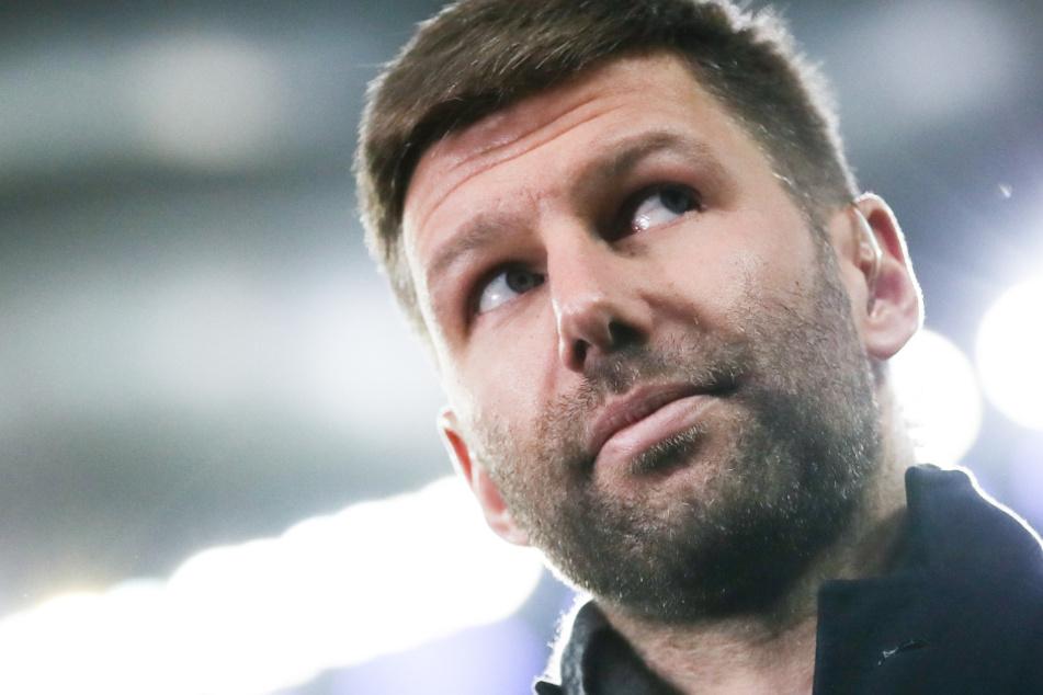 Blickt mit etwas Demut auf die aktuelle Situation des Fußballs in der Corona-Krise: VfB-Boss Thomas Hitzlsperger.