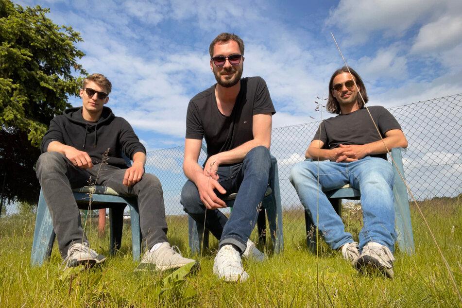 """Skupina Astronawt bringt mit ihrem Titel """"Hory modre"""" und der dazugehörigen Frage die Show-Kandidaten am 25. September zum Grübeln - und empfiehlt sich so als Botschafter des kleinen slawischen Volkes."""