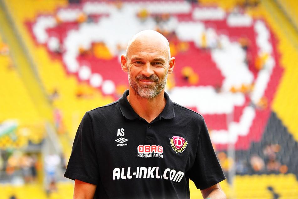 Ein durch und durch sympathischer Typ: Alexander Schmidt (52) hat es geschafft, seine positive Energie auf die Mannschaft zu übertragen.