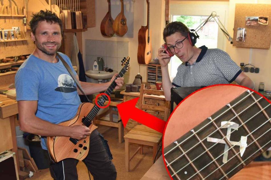 Hier schwingt der Schacht mit: Glück auf, die Bergbau-Gitarre kommt!