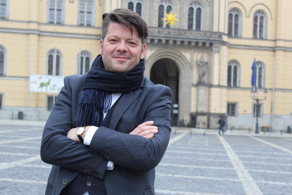 Auch Zittaus OB Thomas Zenker (46, Zittau kann mehr) wird bei der Online-Diskussion dabei sein.
