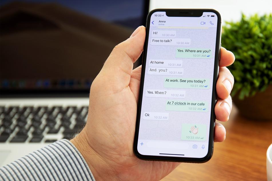 Heimliches Update! In WhatsApp gibt's jetzt zwei verschiedene Schriftarten
