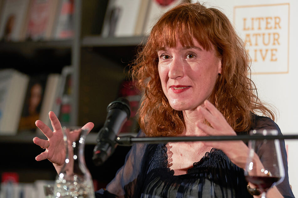 Die Schriftstellerin Nora Bossong (39) wurde als vielseitige deutschsprachige Autorin der Gegenwart gewürdigt.