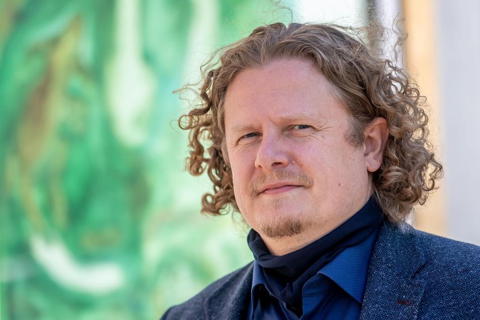 Unternehmer Lars Faßmann (43) freut sich über die Belebung des Sonnenbergs, sieht aber gleichzeitig Herausforderungen.
