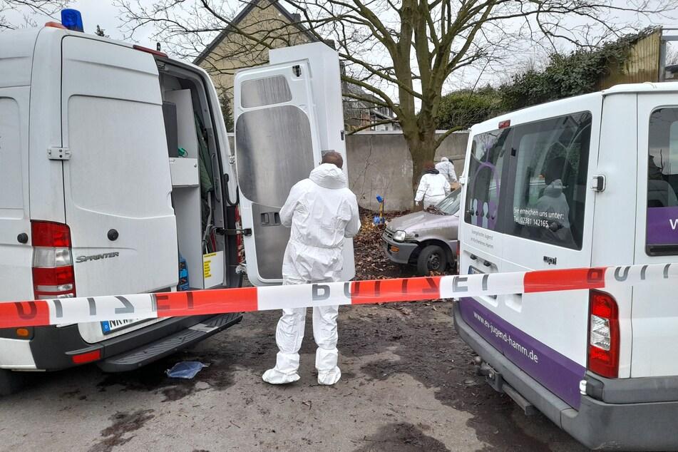 Leiche von schwangerer Frau auf Parkplatz gefunden: Freund unter Mordverdacht