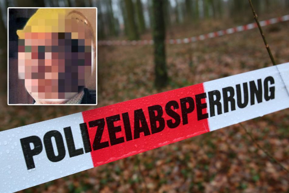 Vermisster Rentner tot im Wald entdeckt: Keine Straftat