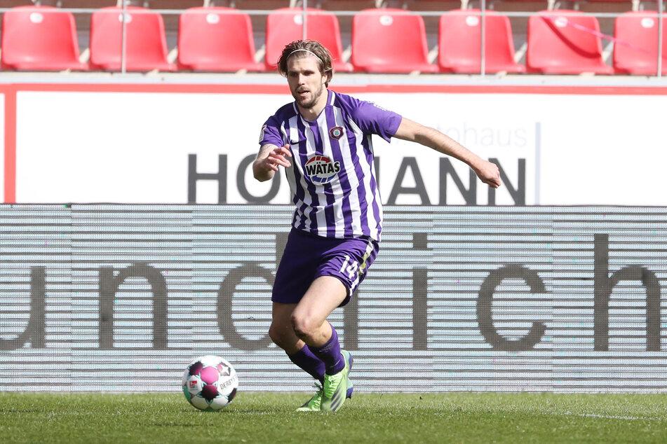 Drei Tore in zwei Spielzeiten: Der Österreicher Philipp Zulechner (31) konnte zuletzt sehr selten auf sich aufmerksam machen.
