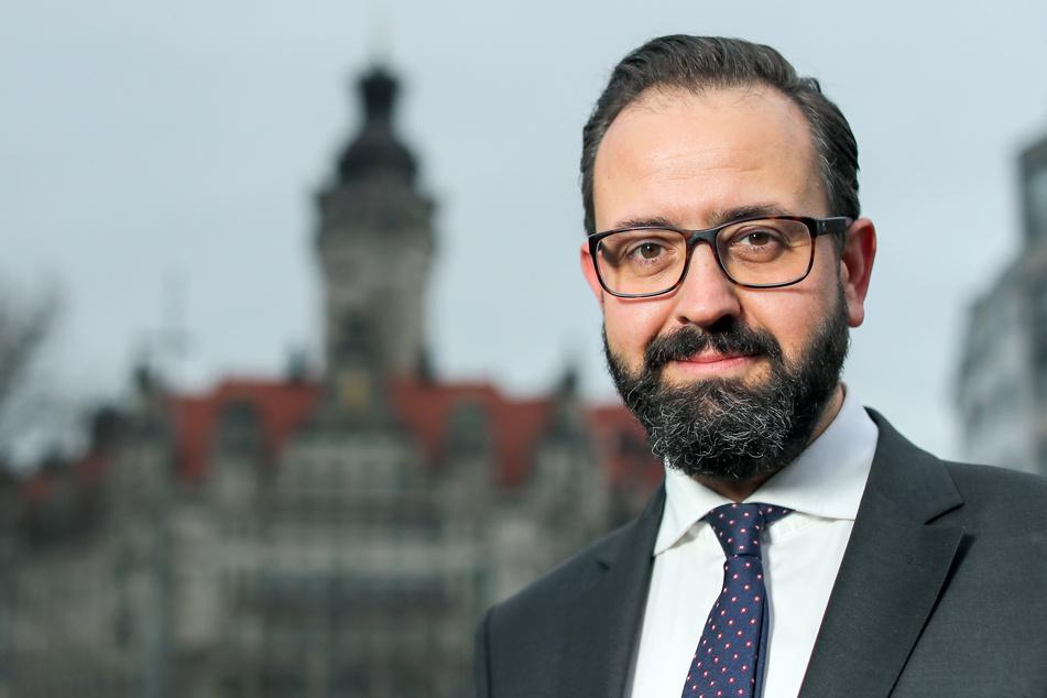 Sebastian Gemkow (42,CDU), Wissenschaftsminister von Sachsen, sieht Schulen durch die bundesweite Notbremse bedroht.