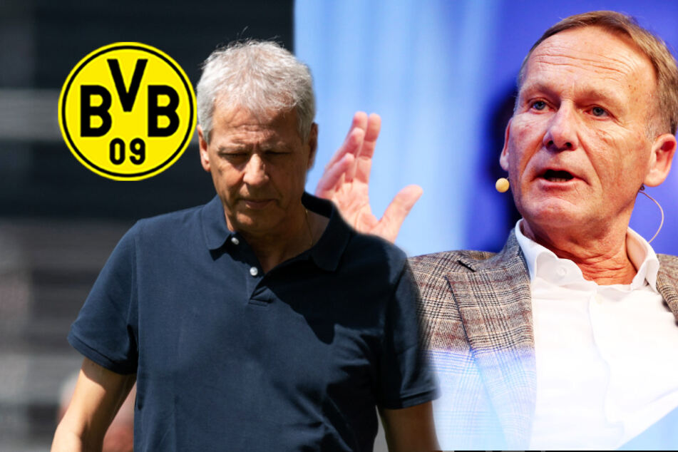 """BVB-Boss Watzke zu Wolfsburg-Kritik: """"Einfach die Klappe halten!"""""""