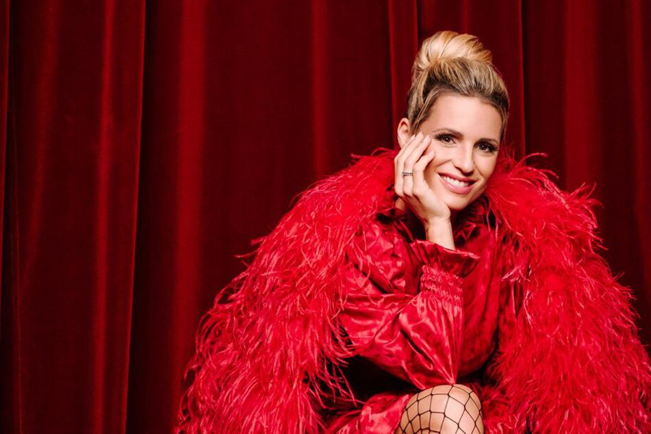 """Show-Weltpremiere: Michelle Hunziker lässt in """"Pretty in Plüsch"""" die Puppen tanzen"""