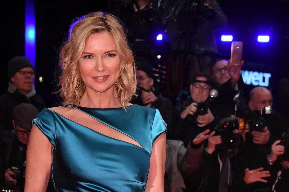 """Veronica Ferres (56) könnte laut einem Bericht in der kommenden 15. Staffel hinter dem Jury-Pult von """"Das Supertalent"""" Platz nehmen."""