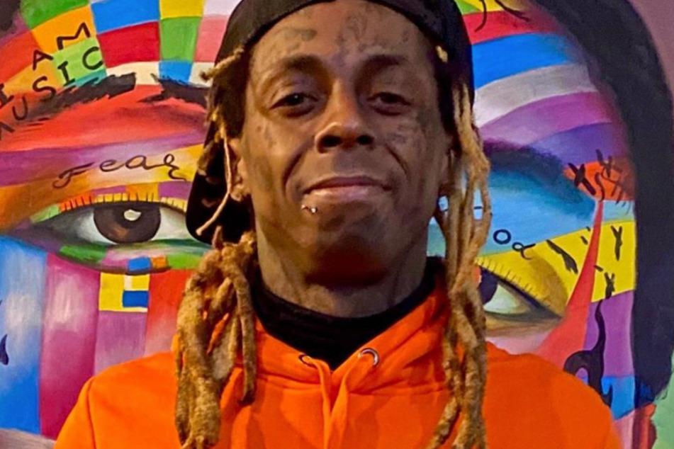 Lil Wayne is a fan of Donald Trump.