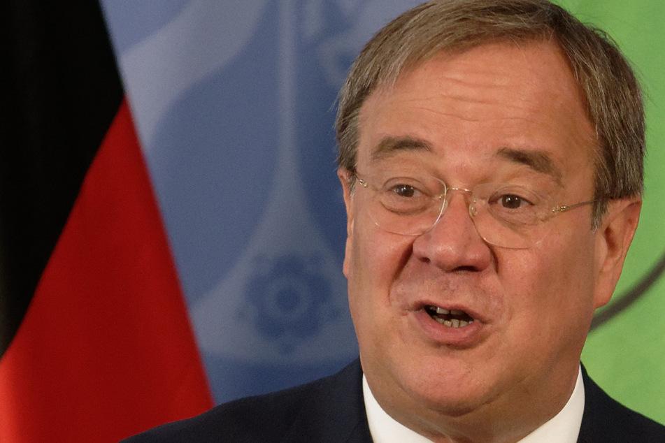Armin Laschet (59), Ministerpräsident von Nordrhein-Westfalen (CDU).