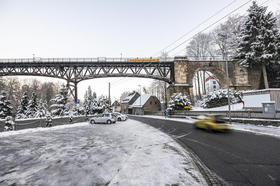 Ab April soll das Rabensteiner Viadukt saniert werden.