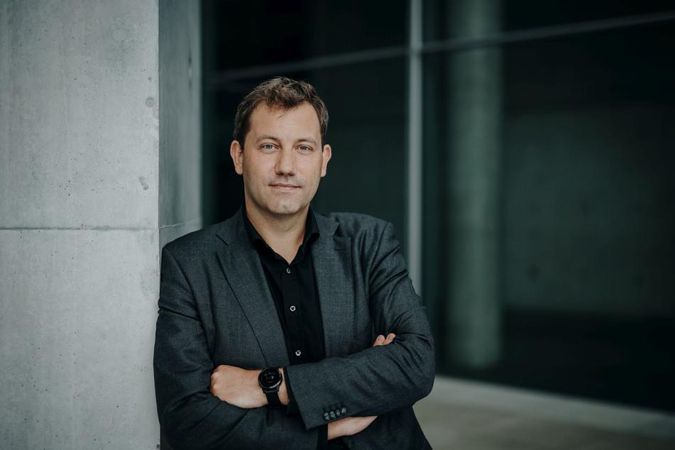 """Der Generalsekretär der SPD, Lars Klingbeil (43), weiß genau, warum Wählen so wichtig ist: """"Weil dadurch jeder entscheiden kann, was in seinem Leben passiert."""""""