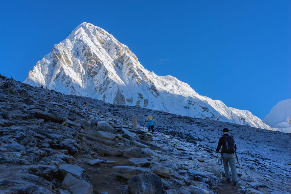 Everest Base Camp (EBC) is one of the most popular trekking routes in the world.