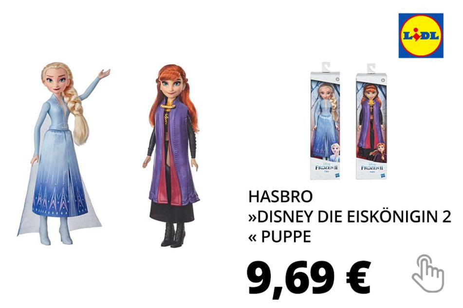 Hasbro »Disney Die Eiskönigin 2« Puppe
