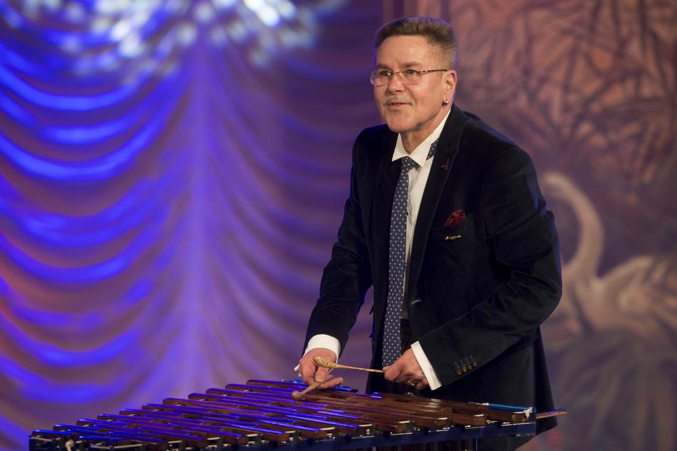 Xylophonist Bernd Warkus (†69) interpretierte auf seinem ungewöhnlichen Instrument Klassiker.