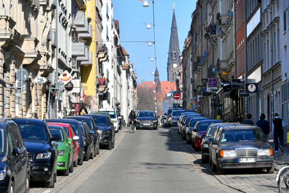 Freiraum statt Blech: Im Mai werden große Teile der Neustadt eine Woche lang autofrei.