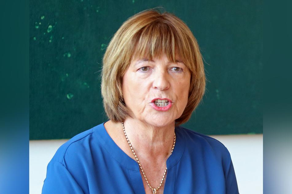 Bundesgesundheitsministerin Ulla Schmidt (71, SPD).