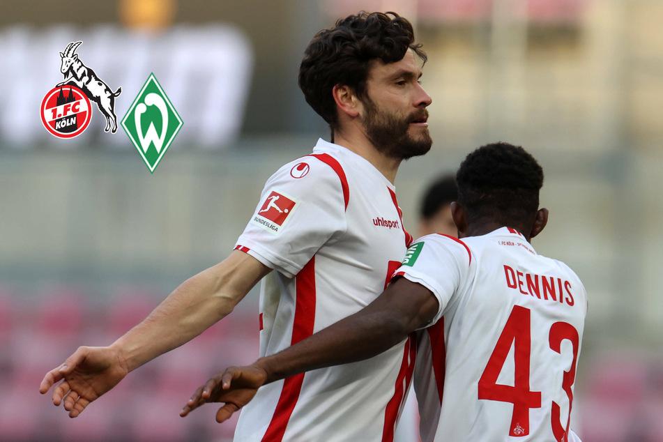 Hector rettet dem 1. FC Köln gegen Werder Bremen bei seinem Comeback einen Punkt!
