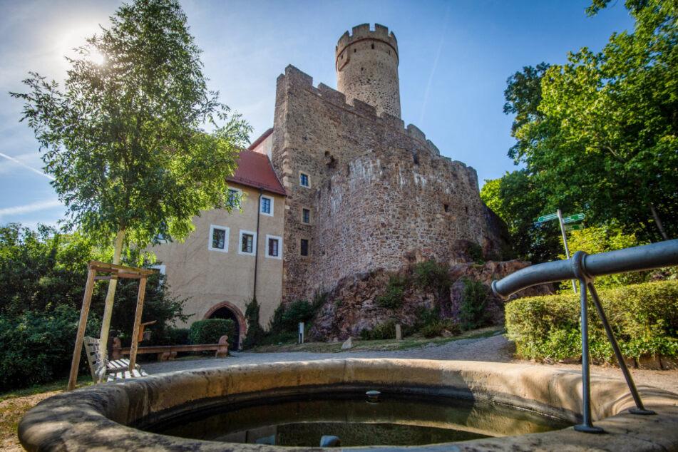 Schön anzusehen: Burg Gnandstein.