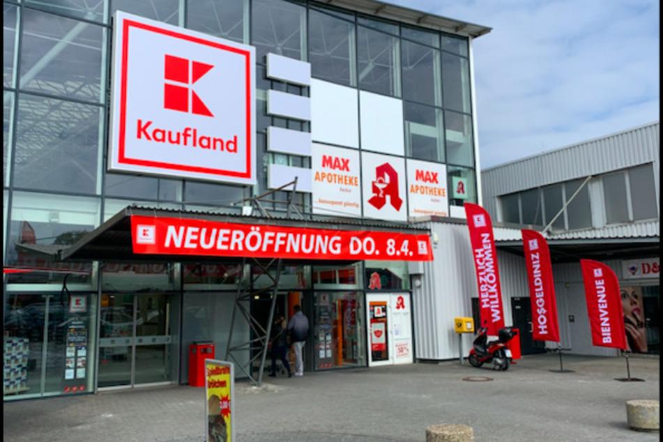 Kaufland Aachen feiert Neueröffnung und verkauft bis Montag (19.4.) mega Angebote