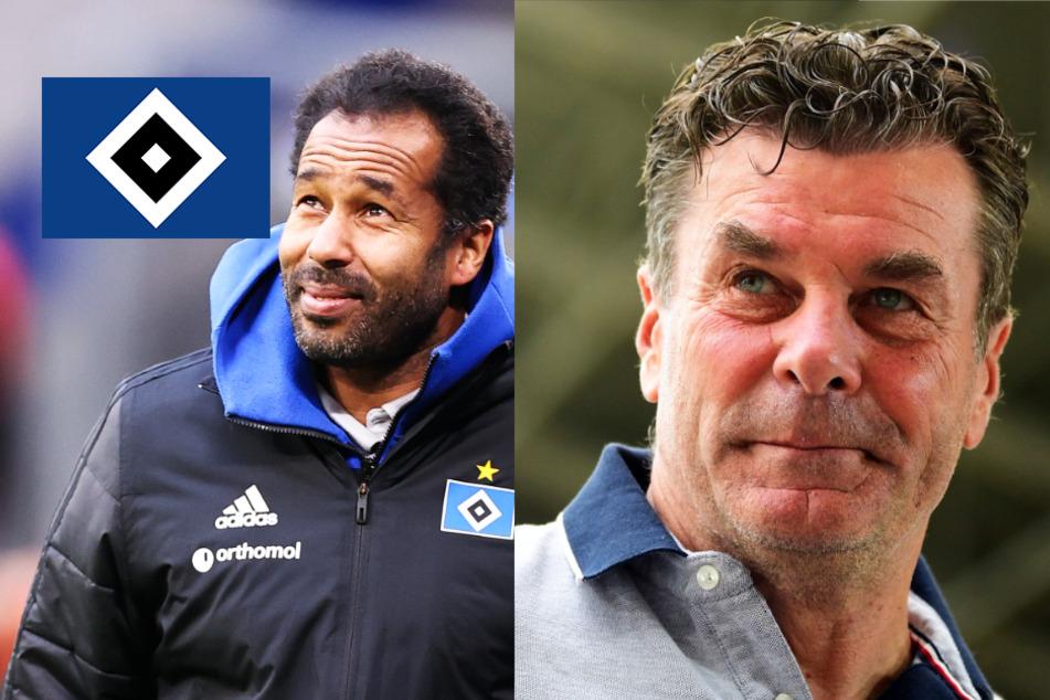 Vor Duell: Ex-HSV-Coach Hecking lobt Nachfolger Thioune!