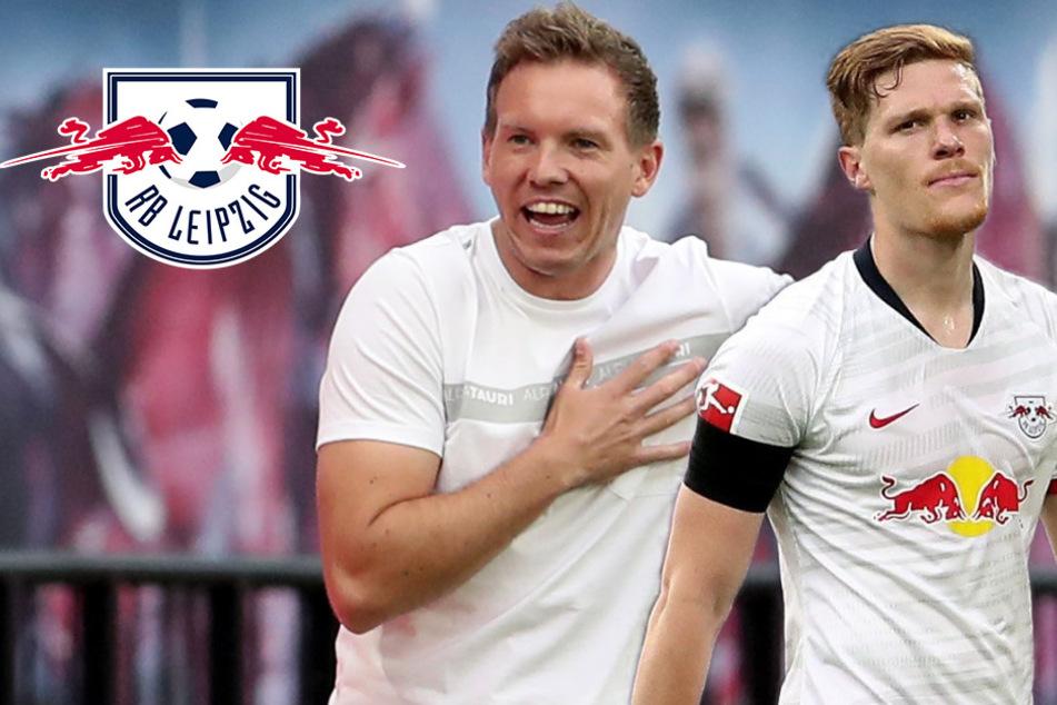 RB Leipzigs Nagelsmann ist nach Hertha-Remis restlos bedient und kritisiert die DFL